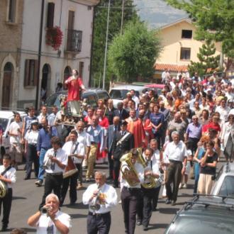 Le foto di Terranera - San Lorenzo 2004