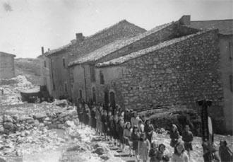 Le foto di Terranera - Processione al morrone