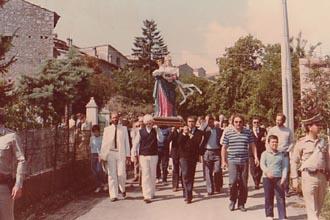 Le foto di Terranera - Madonna 1987
