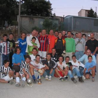 Le foto di Terranera - Torneo di calcetto 2004