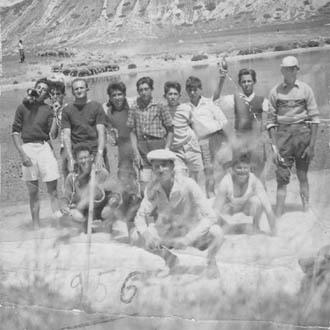 Le foto di Terranera - Lago di Campofelice, 1956