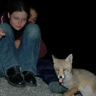 Le foto di Terranera - Roberta e la volpe