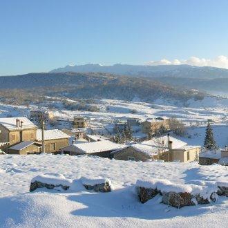 Le foto di Terranera - Panorama in inverno