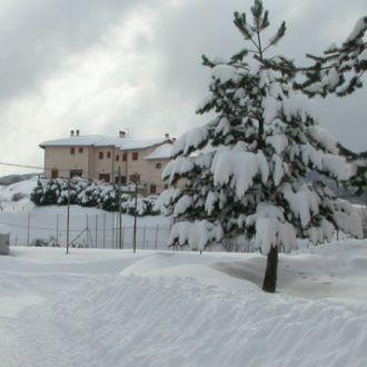 Le foto di Terranera - Campetto in inverno