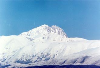Le foto di Terranera - G.Sasso in inverno