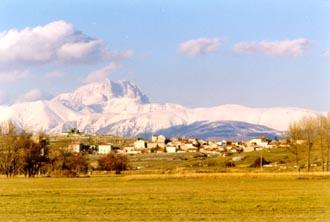 Le foto di Terranera - Terranera e il G. Sasso