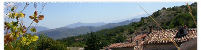 Terranera OnLine - Veduta dal campanile