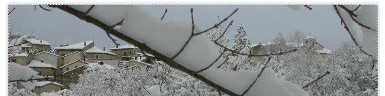 Terranera OnLine - Dalle fosse sotto la neve